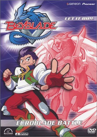 Beyblade Vol. 7 Euroblade Battle Clr Nr