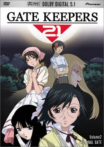 Gate Keepers 21 Vol. 2 Final Gate Clr Jpn Lng Eng Dub Sub Nr