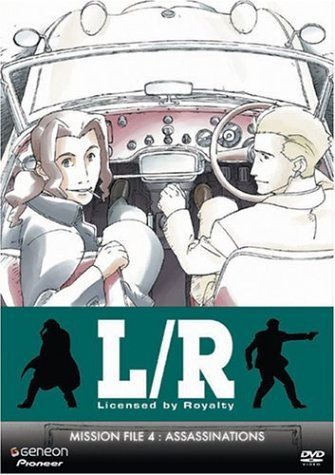 L R Licensed By Royalty Mission File 4 Assassinations Clr Ws Jpn Lng Eng Dub Sub Nr