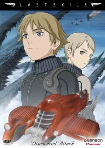Last Exile Vol. 3 Discovered Attack Clr Ws Jpn Lng Eng Dub Sub Nr