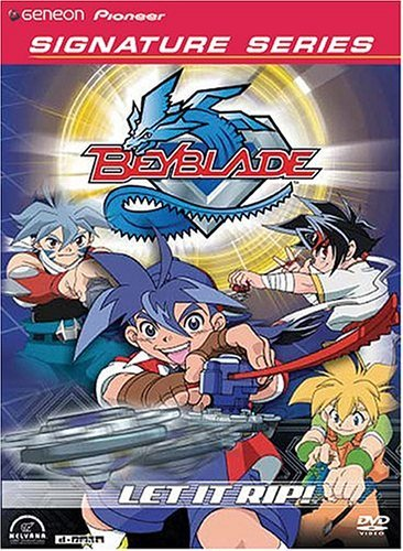 Beyblade Vol. 1 Let It Rip Clr Eng Dub Nr Signature