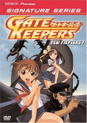 Gate Keepers Vol. 2 New Fighters Clr Jpn Lng Eng Dub Sub Nr Signature