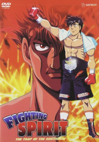 Fighting Spirit Vol. 14 Trap Of The Southpaw Clr Jpn Lng Eng Sub Nr