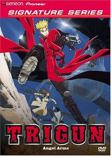 Trigun Vol. 5 Angel Arms Clr Nr Signature