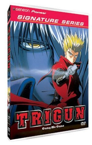Trigun Vol. 4 Gung Ho Guns Clr Nr Signature