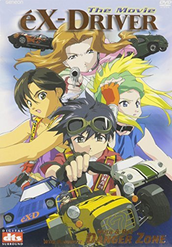 Ex Driver The Movie Ex Driver The Movie Clr Ws Jpn Lng Eng Dub Sub Nr