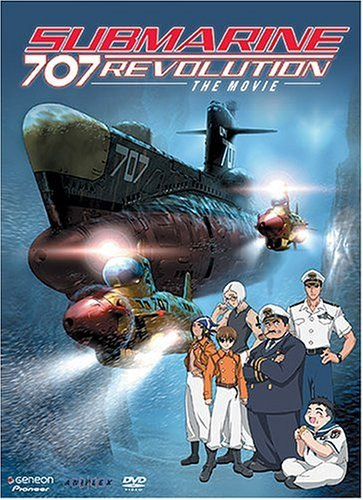 Submarine 707r Movie Submarine 707r Movie Clr Jpn Lng Eng Dub Sub Nr