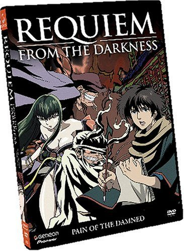 Requiem From The Darkness Vol. 3 Pain Of The Damned Clr Jpn Lng Eng Dub Sub Nr