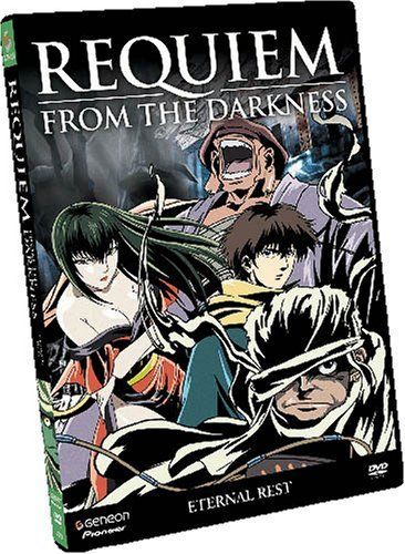 Requiem From The Darkness Vol. 4 Eternal Rest Clr Jpn Lng Eng Dub Sub Nr