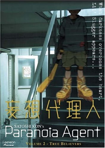 Paranoia Agent Vol. 2 True Believers Clr Ws Jpn Lng Eng Dub Sub Nr