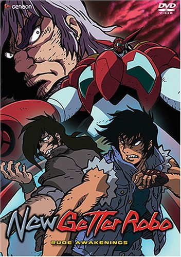 New Getter Robo Vol. 1 Rude Awakenings Clr Jpn Lng Eng Dub Sub Nr
