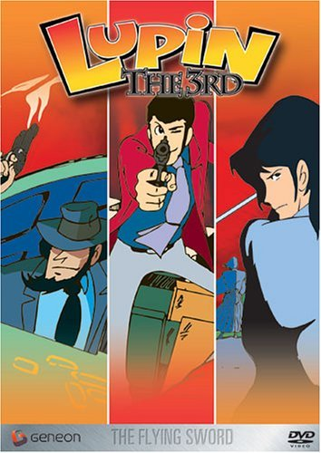 Lupin The 3rd Vol. 12 Flying Sword Clr Jpn Lng Eng Dub Sub Nr