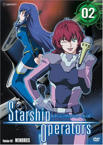 Starship Operators Vol. 2 Memories Clr Nr