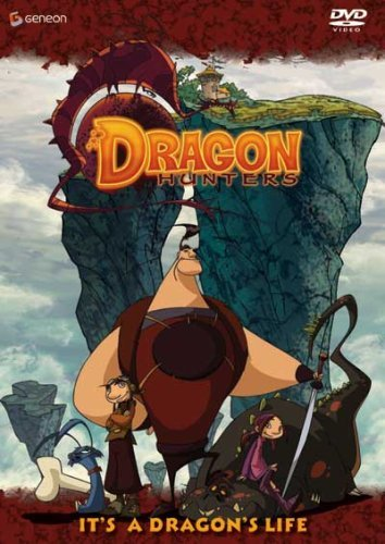 Dragon Hunters Vol. 1 So Many Dragons So Litt Clr Jpn Lng Eng Dub Sub Nr