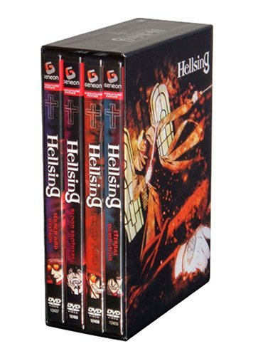 Hellsing Box Set Clr Nr Signature Ser