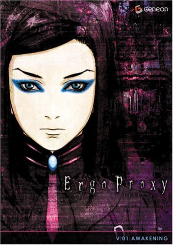 Ergo Proxy Vol. 1 Awakening Clr Nr