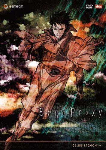 Ergo Proxy Vol. 2 Re L124c41 Clr Nr