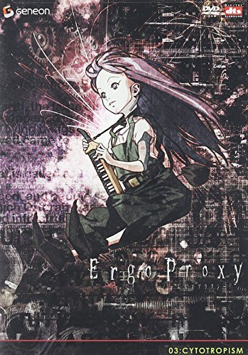 Ergo Proxy Vol. 3 Cytopropism Clr Nr