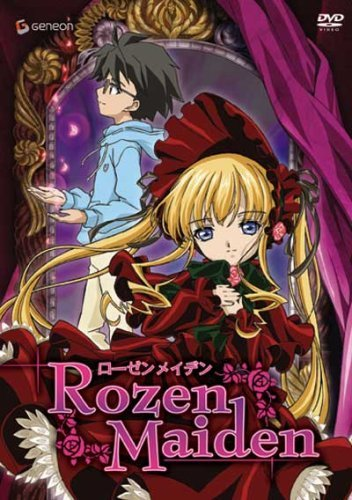 Rozen Maiden Vol. 3 War Of The Rose Nr
