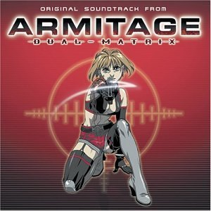 Armitage Dual Matrix Soundtrack 2 CD Set