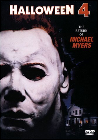 Halloween 4 Return Of Michael Pleasence Cornell Harris Patak Clr 5.1 Ws Keeper R