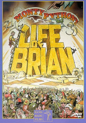 Monty Python Life Of Brian Chapman Cleese Gilliam Idle R