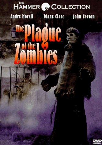 Plague Of The Zombies Morell Clare Carson Clr Ws Keeper Nr