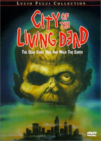 City Of The Living Dead George Maccoll De Mejo Clr 5.1 Ws Keeper Nr