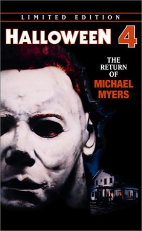 Halloween 4 Return On Michael Pleasence Cornell Harris Patak Clr Cc 5.1 Aws R Lmtd. Ed.