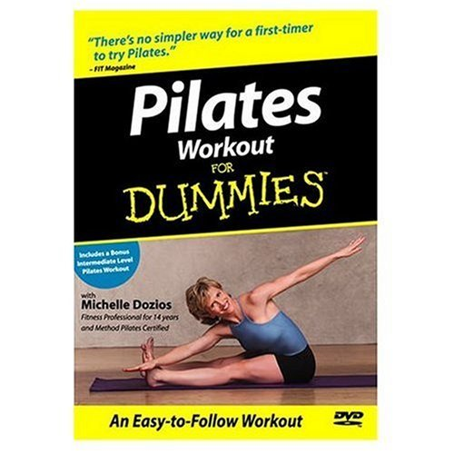 For Dummies Pilates Clr Dss Nr