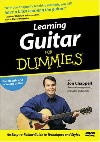 For Dummies Learning Guitar Clr Nr