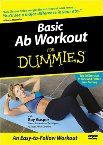 For Dummies Basic Ab Workout Clr Nr