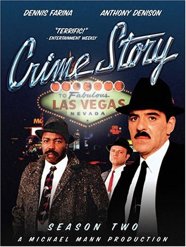 Crime Story Season 2 Clr Nr 4 DVD