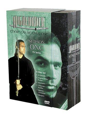 Highlander Season One Clr Nr 9 DVD