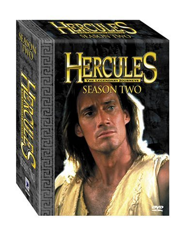 Hercules Legendary Journeys Season 2 Clr Nr 7 DVD