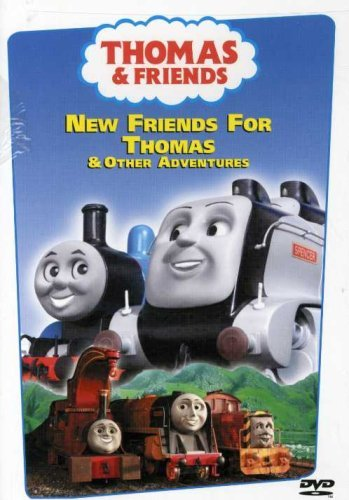 Thomas & Friends New Friends For Thomas Clr Chnr