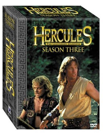 Hercules Legendary Journeys Series 3 Clr Nr 6 DVD