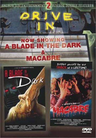 Blade In The Dark Macabre Anchor Bay 2 Pak Clr Nr 2 DVD