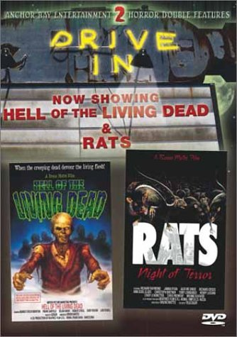 Hell Of The Living Dead Rats Anchor Bay 2 Pak Clr Nr 2 DVD