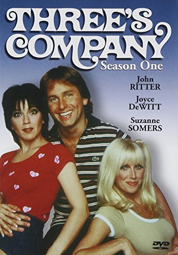 Three's Company Season 1 DVD Nr