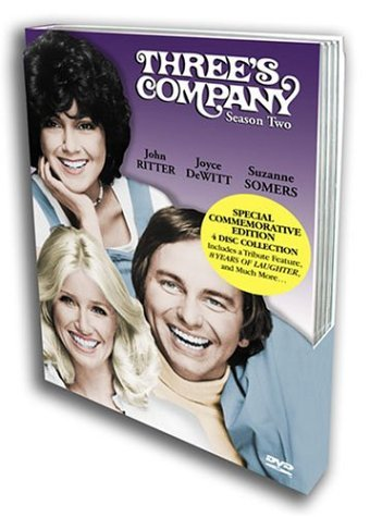 Three's Company Season 2 DVD Nr 4 DVD