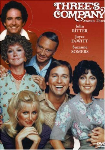Three's Company Season 3 DVD Nr 4 DVD