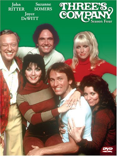 Three's Company Season 4 DVD Nr 4 DVD