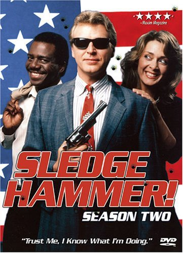 Sledge Hammer Season 2 Clr Nr 4 DVD