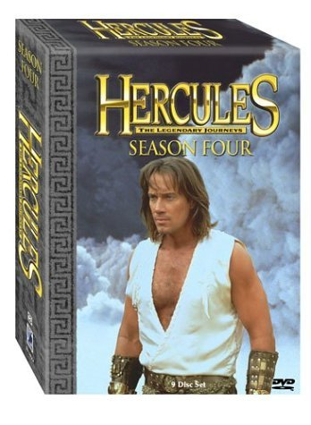Hercules Legendary Journeys Season 4 Clr Nr