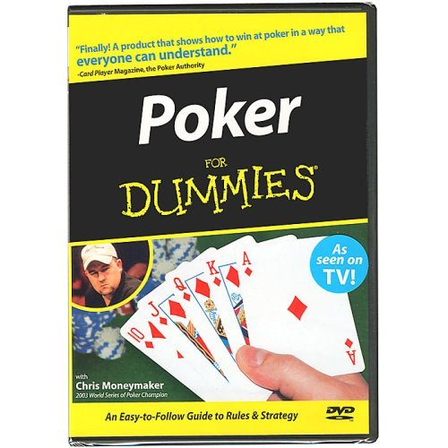 Poker For Dummies Poker For Dummies Nr