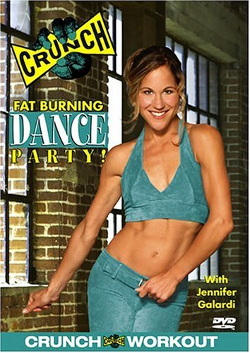 Crunch Fat Burning Dance Party Crunch Fat Burning Dance Party Clr Nr
