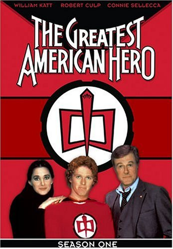 Greatest American Hero Season 1 Clr Nr 3 DVD