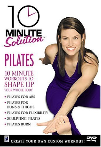 10 Minute Solution Pilates Clr Nr