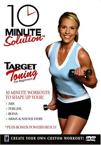 10 Minute Solution Target Toning For Beginners Clr Nr